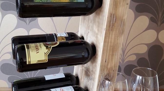 wijnrek Ardeche